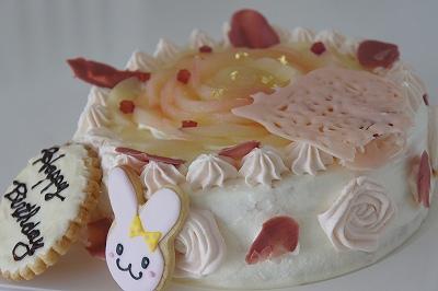 良子さんのケーキ3