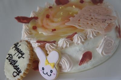 良子さんのケーキ