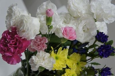 最高の花束ありがとーー