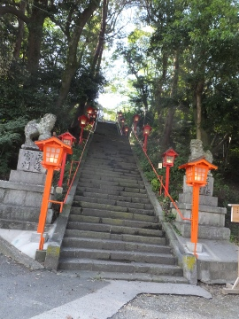 有機米蒲生神社へも9