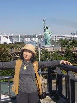 山梨から東京へ6