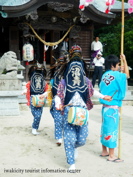 平沼ノ内獅子祭典3