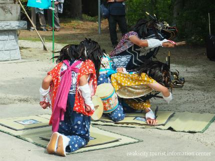 平沼ノ内獅子祭典4