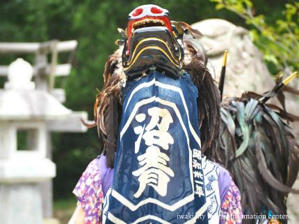 平沼ノ内獅子祭典6