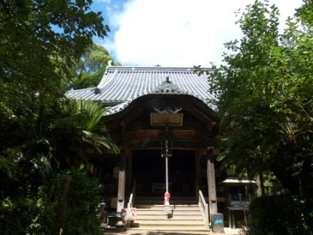 浄瑠璃寺 本堂 1