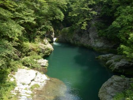 小田深山渓谷 6