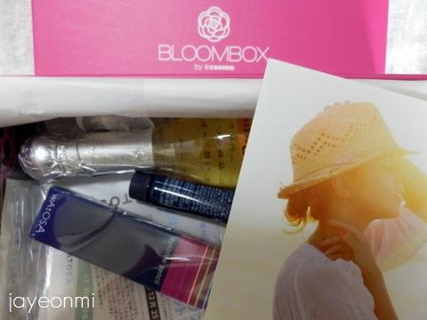 bloom box_ブルームボックス_2015年8月 (1)