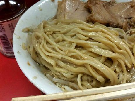 151009_三田本店_麺
