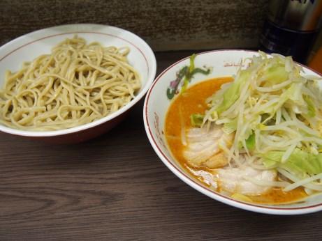 151011_横浜関内_味噌つけ麺_ヤサイニンニク