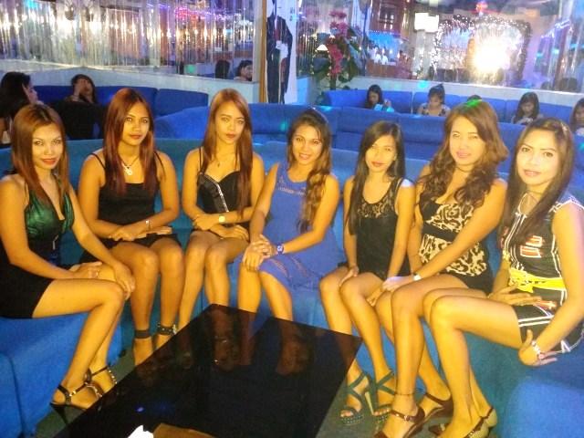 熱海の女性達