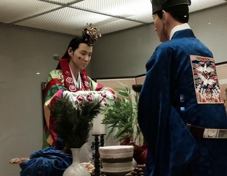 wedding at Jeju