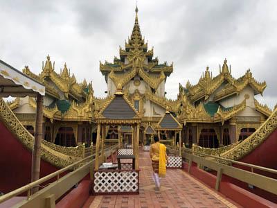 ミャンマー観光5br