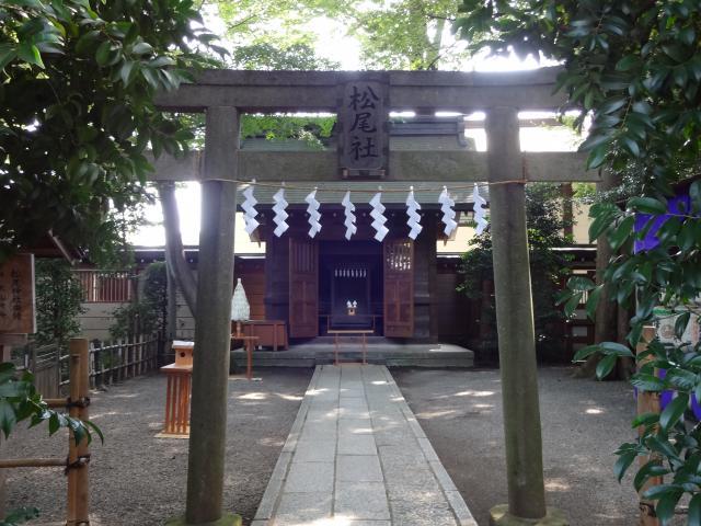 松尾神社鳥居