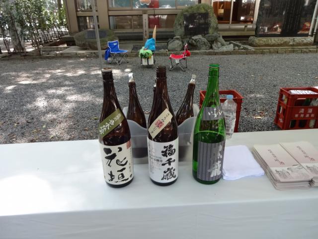 福井出品酒
