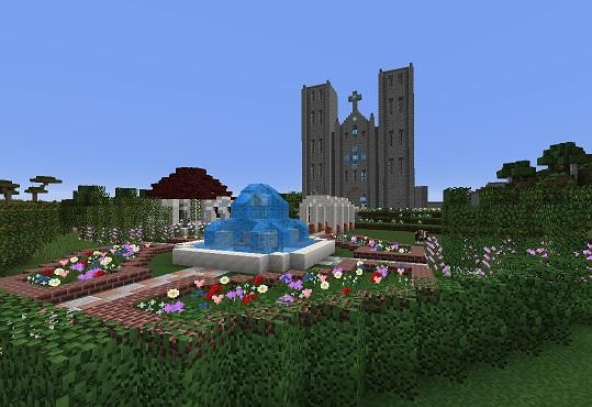 プチガーデン教会