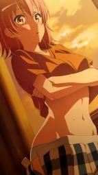 i_z 325613 fujii_yui gym_uniform pantsu seifuku undressing yahari_ore_no_seishun_lovecome_wa_machigatteiru yuigahama_yui