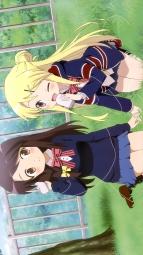 aaa 332370 hello!!_kiniro_mosaic kiniro_mosaic kujou_karen matsubara_honoka ninomiya_souji possible_duplicate seifuku