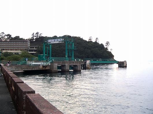 土肥港船着き場20150921