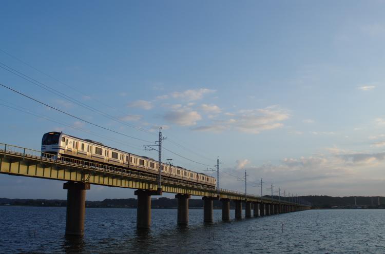 2015年10月3,4日 鹿島 総武線 001