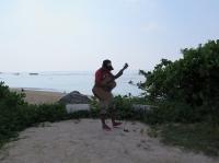 波照間 ギターを背負った渡り鳥