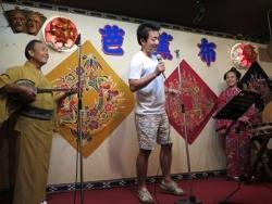 芭蕉布さんで、すごいジャパン