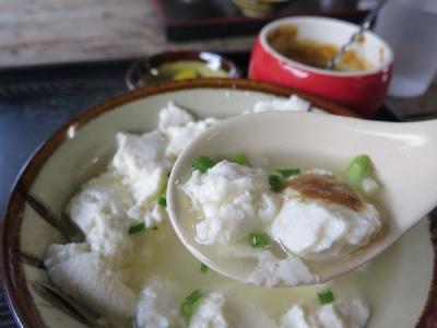 豆腐の比嘉さん ゆし豆腐