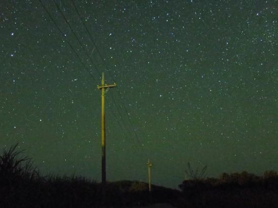 20150715波照間の星空と流星22:49