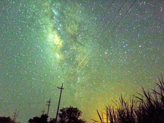 2015年7月16日波照間の星空
