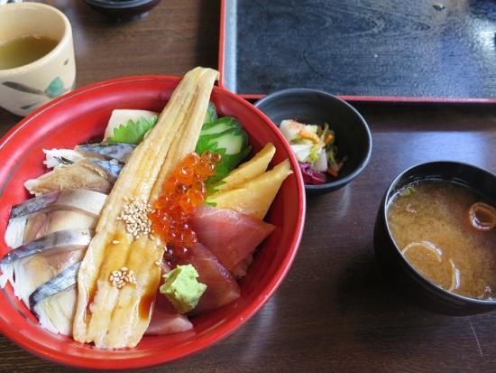 海鮮江戸っ子丼