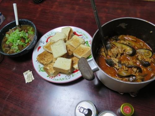 道の駅御前崎で買ったもので料理
