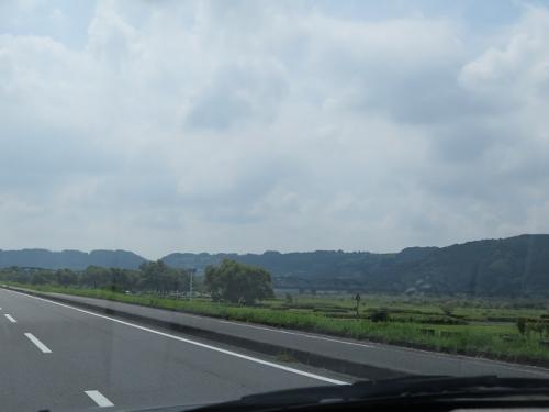 大井川付近