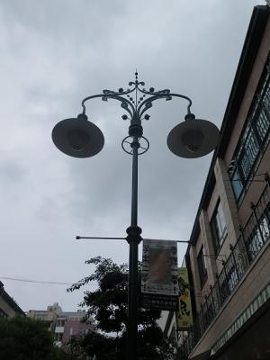 静岡市 街灯