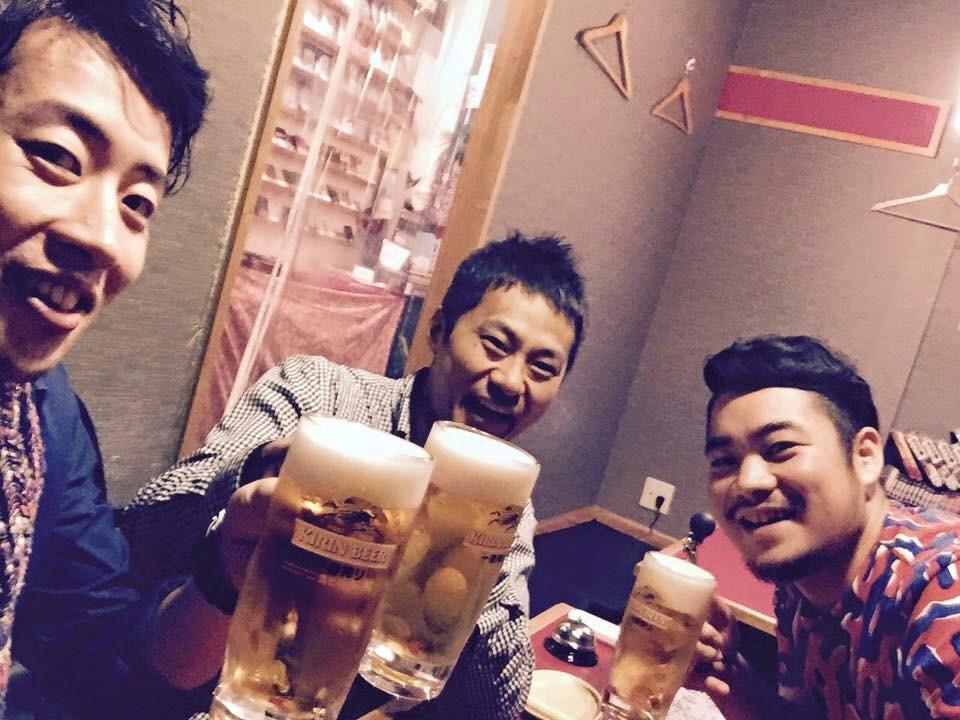151003 乾杯!!