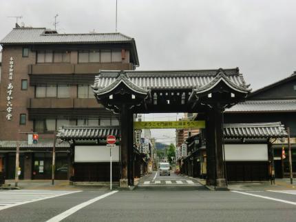 9.25 京都・門前町