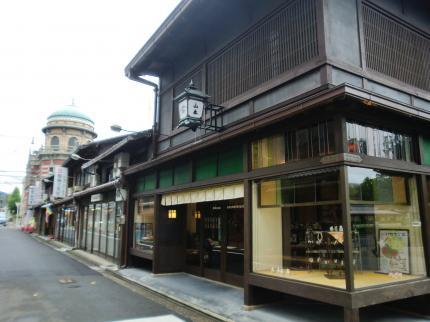 9.25 京都・門前町2