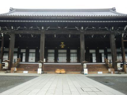 9.25 西本願寺3