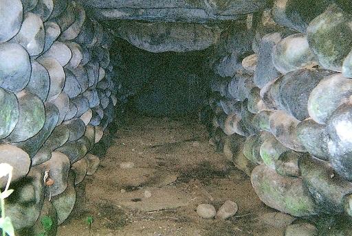 久野古墳群4号墳横穴式石室