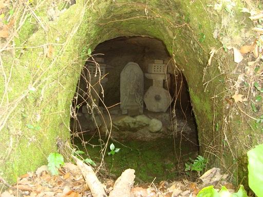 王城山横穴墓群