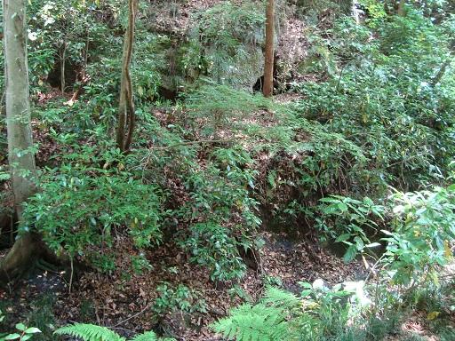 石切場横穴墓群