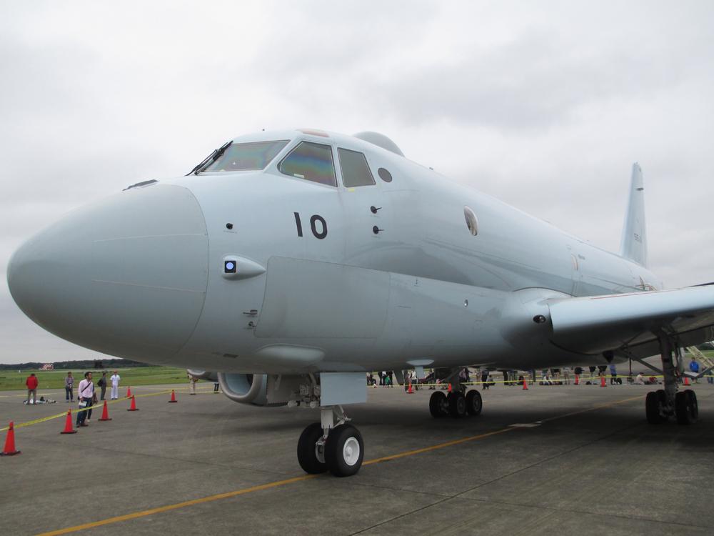 下総航空基地開設記念行事2015 001-1