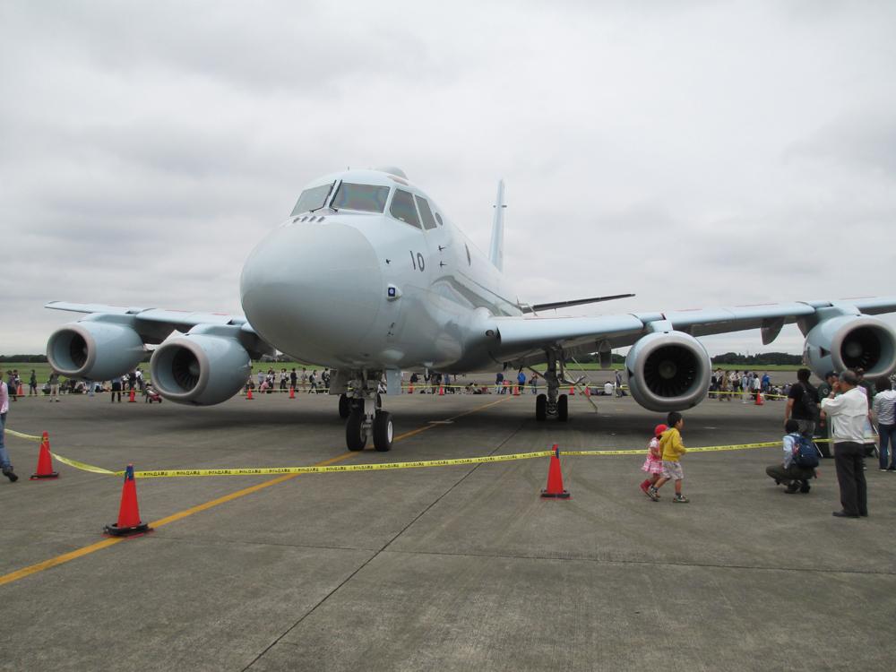 下総航空基地開設記念行事2015 001-2