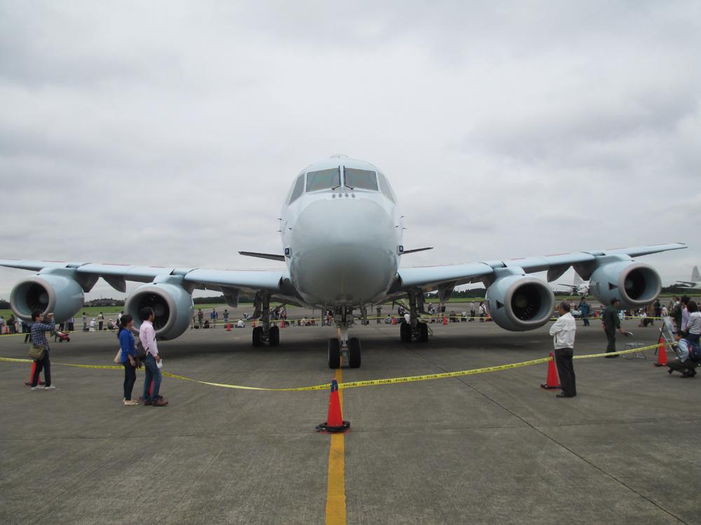 下総航空基地開設記念行事2015 001-3