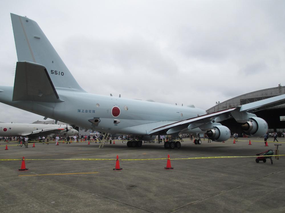 下総航空基地開設記念行事2015 001-7