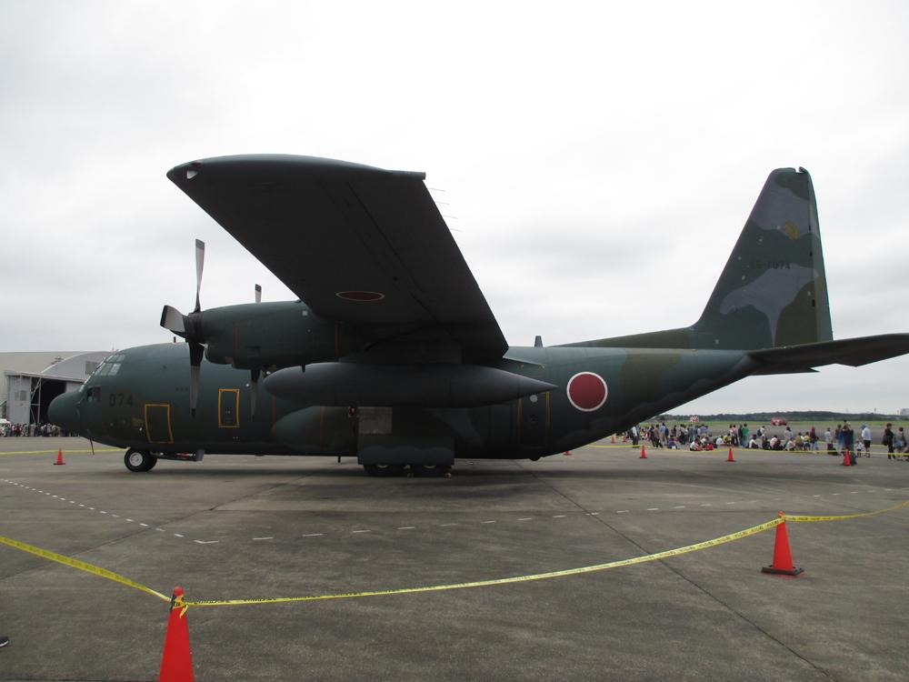 下総航空基地開設記念行事2015 007-4