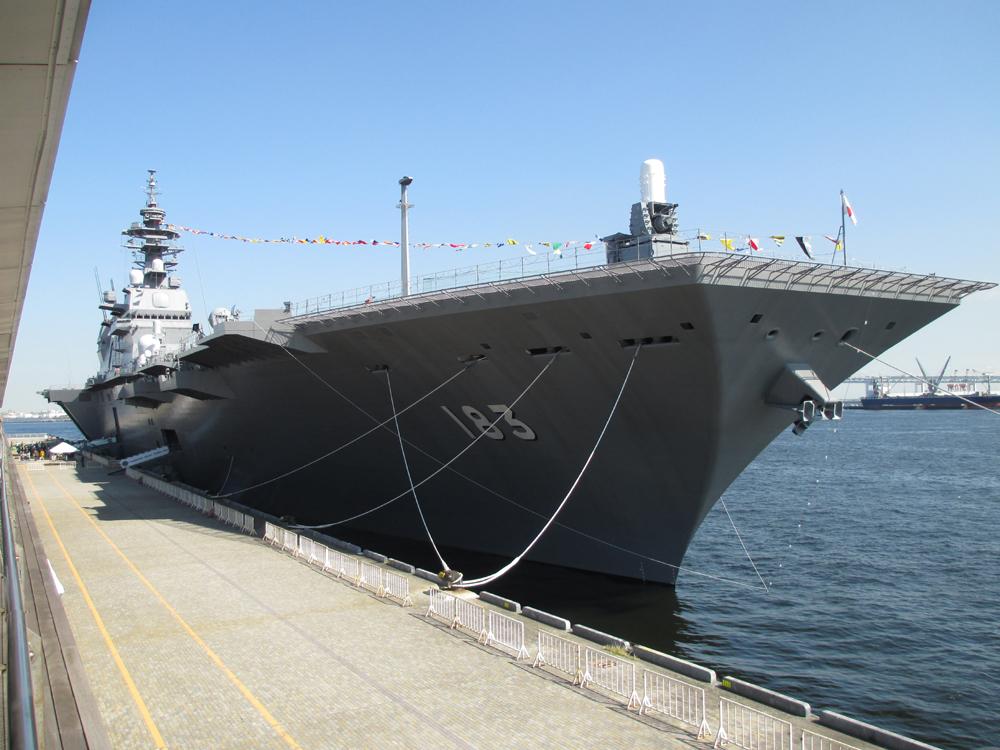 護衛艦いずも 001-03