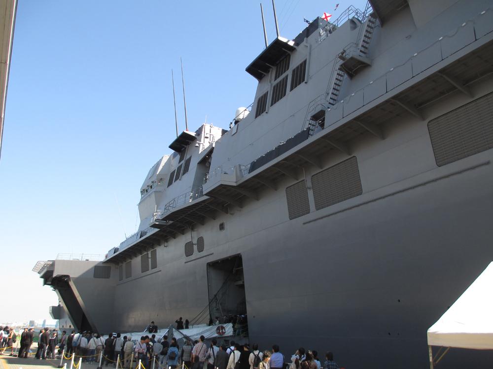 護衛艦いずも 003-01