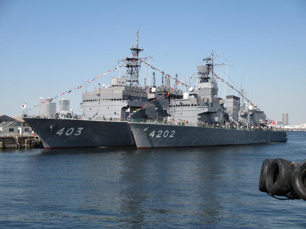護衛艦いずも 006-01