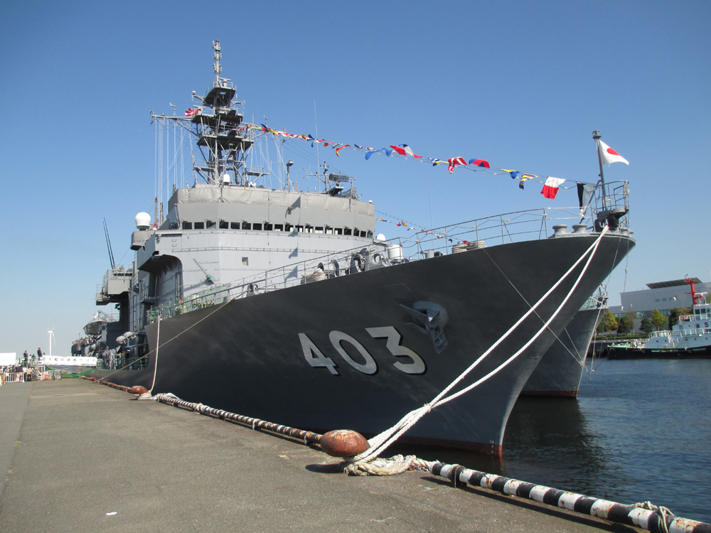 護衛艦いずも 007-01