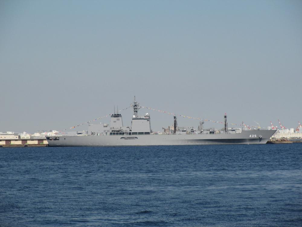 護衛艦いずも 009-01