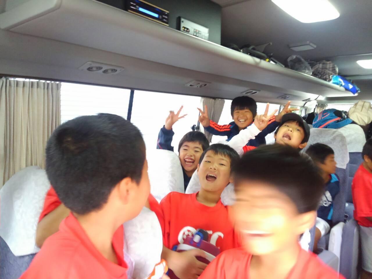20150912行きのバス